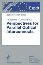 Perspectives for Parallel Optical Interconnects