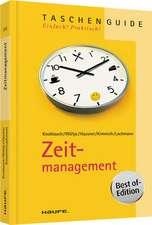 Zeitmanagement