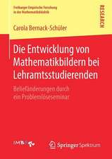 Die Entwicklung von Mathematikbildern bei Lehramtsstudierenden:  Beliefänderungen durch ein Problemlöseseminar