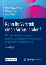 Kann Ihr Vertrieb einen Airbus landen?
