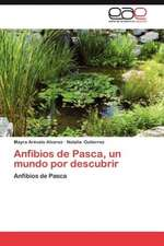 Anfibios de Pasca, Un Mundo Por Descubrir:  Perfil de Un Profesional Para El Siglo XXI