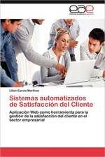 Sistemas Automatizados de Satisfaccion del Cliente:  1920-1951
