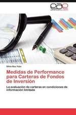 Medidas de Performance Para Carteras de Fondos de Inversion:  Una Propuesta Para La Biblioteca Publica