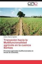 Transicion Hacia La Multifuncionalidad Agricola En La Cuenca Barbas:  A Caixa Magica Da Criacao