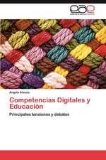 Competencias Digitales y Educacion