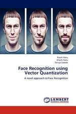 Face Recognition using Vector Quantization