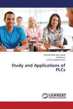 Study and Applications of PLCs