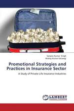 Promotional Strategies and Practices in Insurance Sector