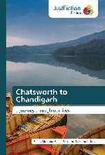 Chatsworth to Chandigarh