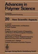 New Scientific Aspects