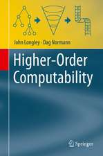 Higher-Order Computability