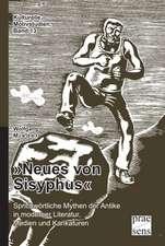 »Neues von Sisyphus«