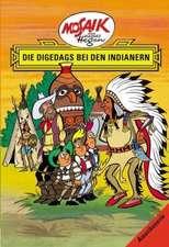 Die Digedags. Amerikaserie 04. Die Digedags bei den Indianern