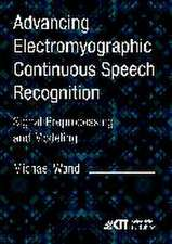 Advancing Electromyographic Continuous Speech Recognition: Signal Preprocessing and Modeling