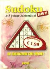 Sudoku - Band 31