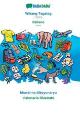 BABADADA, Wikang Tagalog - italiano, biswal na diksyunaryo - dizionario illustrato