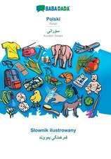 BABADADA, Polski - Kurdish Sorani (in arabic script), Slownik ilustrowany - visual dictionary (in arabic script)