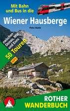 Mit Bahn und Bus in die Wiener Hausberge