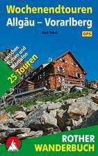 Wochenendtouren Allgäu-Vorarlberg