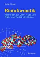 Bioinformatik: Methoden zur Vorhersage von RNA- und Proteinstrukturen