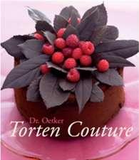 Dr. Oetker Torten Couture: Dr. Oetker