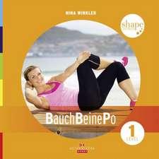 Shape Secrets Bauch - Beine - Po 01
