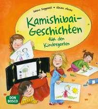 Kamishibai-Geschichten für den Kindergarten