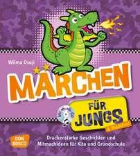 Märchen für Jungs, m. Audio-CD