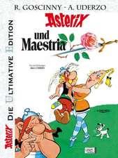 Asterix: Die ultimative Asterix Edition 29. Asterix und Maestria