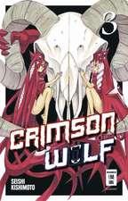 Crimson Wolf 03