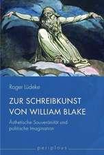 Zur Schreibkunst von William Blake