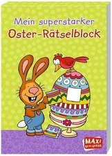 Mein superstarker Oster-Rätselblock