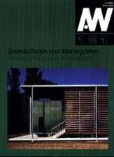 Grundschulen und Kindergärten /Primary Schools and Kindergarten