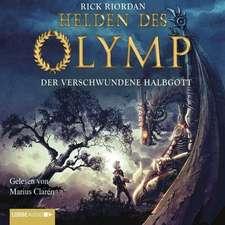 Helden des Olymp Teil 1 - Der verschwundene Halbgott