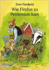 Wie Findus zu Pettersson kam: Copii de la 4 ani
