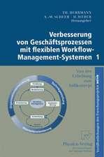 Verbesserung von Geschäftsprozessen mit flexiblen Workflow-Management-Systemen 1: Von der Erhebung zum Sollkonzept