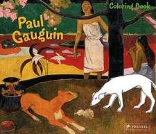 Paul Gauguin Coloring Book