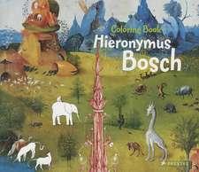 Hieronymus Bosch Coloring Book