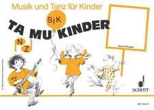Musik und Tanz für Kinder. Kinderheft 4. (ED 7344-01). 4. Halbjahr