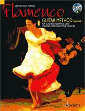 Graf-Martinez, G: Flamenco Guitar Method
