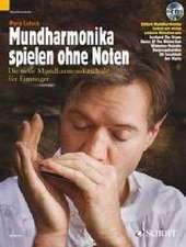 Mundharmonika spielen ohne Noten