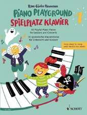 Spielplatz Klavier Band 1. Klavier.