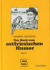 Das Buch vom ostfriesischen Humor I