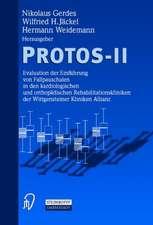 Protos-II: Evaluation der Einführung von Fallpauschalen in den kardiologischen und orthopädischen Rehabilitationskliniken der Wittgensteiner Kliniken Allianz