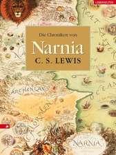 Die Chroniken von Narnia. Farbig illustrierte Gesamtausgabe