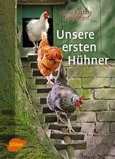 Unsere ersten Hühner