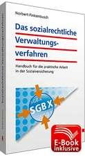 Das sozialrechtliche Verwaltungsverfahren inkl. E-Book