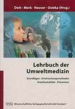 Lehrbuch der Umweltmedizin
