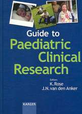Guide to Paediatric Clinical Research