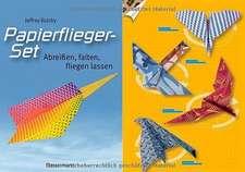 Papierflieger-Set